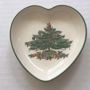 Firm - Spode Heart-Shaped Trinket Dish